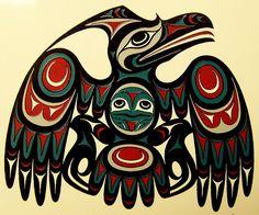 Pacific northwest native artwork