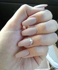 Elegant Wedding Nail Art Designs with Jewels