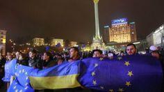 Se l'#Ucraina diventa il simbolo di chi sogna l'#Europa unita #politica
