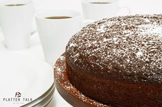 Chocolate & Whiskey Cake Recipe from Platter Talk
