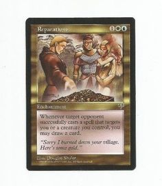 Flash English Mirage MTG NM-Mint