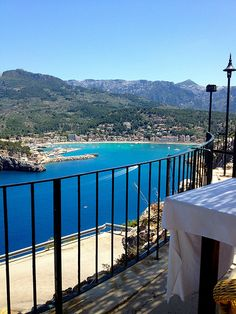Sóller Menorca, Ibiza, Places Ive Been, Places To Visit, I Want To Travel, Spain Travel, Wonderful Places, Deck, Earth