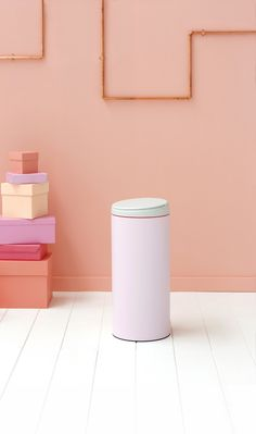 New Brabantia FlipBin looks good on the outside, but opening it will really lift your spirits!