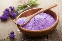 Soothing Lavender Foot Soak