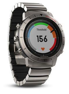 Garmin releases its first luxury smartwatch, the Fenix Chronos - http://www.popularaz.com/garmin-releases-its-first-luxury-smartwatch-the-fenix-chronos/