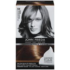 John FriedaPrecision Foam Hair Color -espresso brown