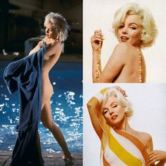 """Marilyn Monroe, 1926 - 1962 In the Spring of 1961, after six years in New York, Marilyn moved back to California and purchased a home in Brentwood LA in early 1962. For several months during this time she dated Frank Sinatra. Later that year she was awarded the Golden Globe for """"World Film Favourite"""" and began shooting """"Something's Got to Give"""", a joint venture between Fox and MMP. Marilyn became ill soon after production began and despite being confirmed by doctors Fox pressured her back to…"""