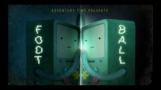 Adventure Time Title Card Paintings (original designs by various artists) Adventure Time Series Finale, Adventure Time Episodes, Adventure Time Finn, Aqua Teen Hunger Force, Steven Universe, Cartoon Network, Gunter, Art Of The Title, Adveture Time