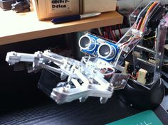 Picture of How to build a robotic arm