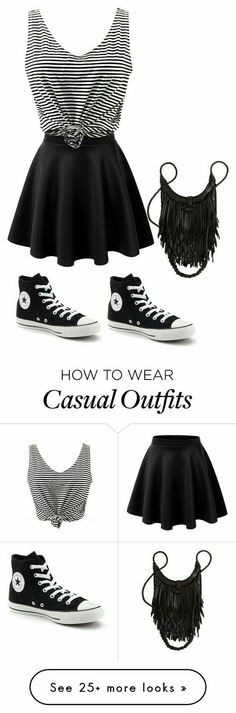 30 Awesome Fall Outfits You Should to Try in 2018 40 Trendy Ways To Rock Your Casual Style This Seas Mode Outfits, Outfits For Teens, Fall Outfits, Summer Outfits, Casual Outfits, Casual Bags, Party Outfit Casual, Casual Shirts, Black Skirt Outfits