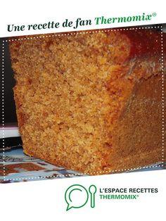 Pain d'épices par chien-et-chat. Une recette de fan à retrouver dans la catégorie Pâtisseries sucrées sur www.espace-recettes.fr, de Thermomix®.