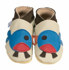 Baby shoes by Daisy Roots. www.daisy-roots.com Baby Christening Gifts, Pet Birds, Britain, Roots, Daisy, Baby Shoes, Slippers, Kids, Animals