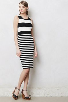 Bailey44 Banded Duet Dress #anthropologie