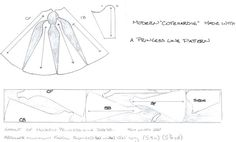 Dame Helen's Library: A site showing how to draft a cotehardie pattern based on Greenland Gowns.