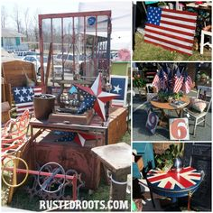 Rusted Roots Spring Junk Market: The Junk (Part Two)