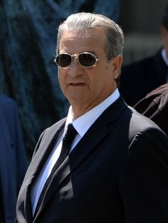 """Antonio L. """"Spucky"""" and """"Crazy Eyes"""" Spagnolo (Born is the current acting boss of the Patriarca crime family. Mafia Crime, Mafia Gangster, Crazy Eyes, Al Capone, The Godfather, Boss, Mens Sunglasses, The Originals, American"""