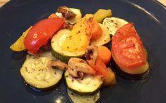 Sütőben sült zöldségek « Fogyás Coachinggal