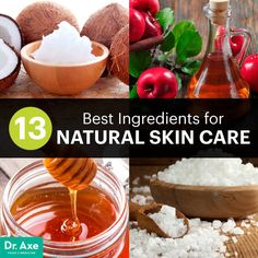 Natural skin care - Dr. Axe