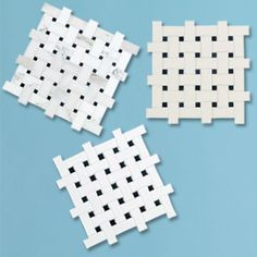 Love the look of black-and-white basketweave tile? Here's how to read between the grout lines and pick out the right material for your bath. |   Photo: Mark Weiss | thisoldhouse.com