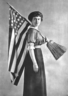 lady voter American Women, American History, American Flag, British History, Native American, Women Suffragette, Elizabeth Cady Stanton, Suffrage Movement, Brave Women