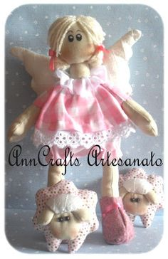 ♥ ♥ lovely pink angel and her sheeps ♥ ♥