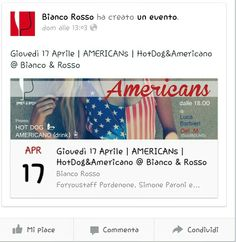 Americans | Bianco & Rosso | PN