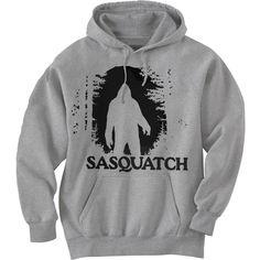 Sasquatch Sweatshirt Finding Bigfoot dd3a9b2ae