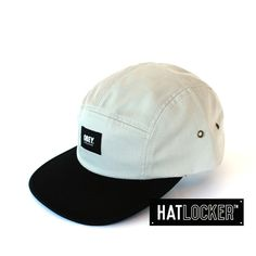 Smith 5 Panel by Obey | www.hatlocker.com #obey #5panel #smith