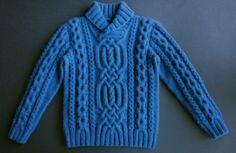 Добрый день, сообщницы! Хочу показать пару вещей для небольших мужчин )) Первый свитер я вязала еще прошлым летом на зиму, но что-то не уточнила - на какую именно ))) Получилась вещь сильно на вырост, года на 3 или даже 4 (еще не знаю). Второй момент- на зиму нам такая вещь оказалась и… Kids Knitting Patterns, Crochet Stitches Patterns, Knitting For Kids, Crochet For Kids, Hand Knitting, Boys Sweaters, Cable Knit Sweaters, Men Sweater, Gilet Crochet