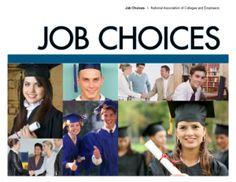 Job Choices - Georgetown College, Kentucky