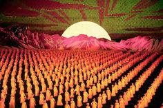 9. North Korea Arirang mass games. 100,000 performers.
