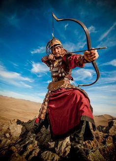 Turanic archer