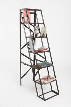 Folding Library Bookshelf - Urban Outfitters ($200-500) - Svpply