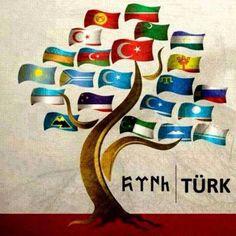 You see all Turkish folks in one place || Yaşam ağacı ve kardeşlik