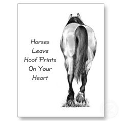 Horses Leave Hoof Prints on Heart Pencil Drawing Print Your Own Horse Drawings, Animal Drawings, Drawing Animals, Heart Pencil Drawing, Pencil Art, Cavalo Wallpaper, Inspirational Horse Quotes, Horse Riding Quotes, Animal Reiki