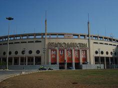 Museu de futebol... Pacaembu