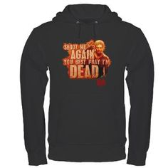 Walking Dead Daryl Dixon Hoodie > Walking Dead Daryl Dixon > The Walking Dead T-Shirts from Gold Label