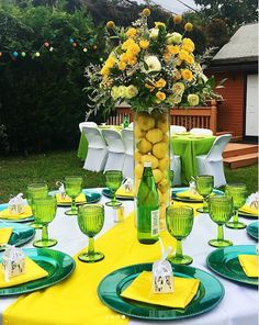 When Life Gives You Lemons, Have A Bridal Shower | Bridal Shower 101