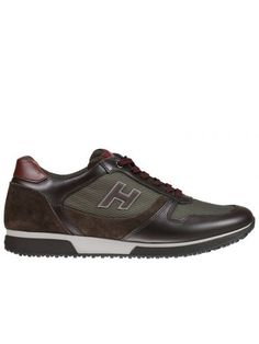 Hogan Shoes Shoes Man In Military Men's Boots, Shoe Boots, Shoes, Commercial, Footwear, Military, Mens Fashion, My Style, Outfit