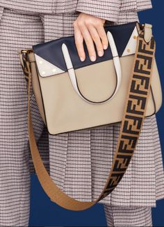 The good thing about fashion is that trends don't necessarily stay dead in the grave forever. Fendi's Resort 2019 bags sees… View Full Post Zapatillas Louis Vuitton, Prada, Bag Names, Gucci, Business Chic, Fendi Bags, High End Fashion, Womens Purses, Beautiful Bags