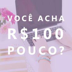 Muitas pessoas acham que R$100 é pouco, mas nesse post vou te mostrar como investir R$100 pode multiplicar a sua poupança.