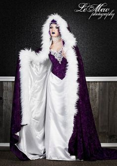 Hey, I found this really awesome Etsy listing at http://www.etsy.com/listing/97512357/ashley-gothic-medieval-gown-and-fur