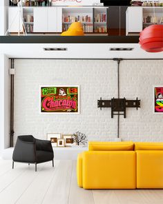 Loft Renderings By Diode | Inspirations Area