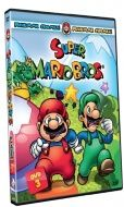 Super Mario Bros 3 (DVD), 8,95 €. (1 ja 2 on jo!)
