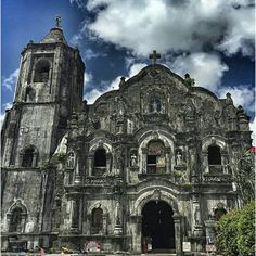 Old Church in Lucban Quezon