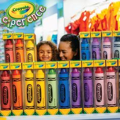 Minneapolis Crayola