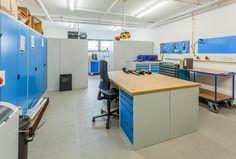 Garage Ideas, Conference Room, Workshop, Desk, Table, Outdoor, Furniture, Home Decor, Volunteer Firefighter