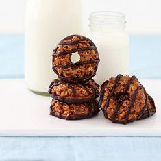 Homemade Samoas Cookies (via foodily.com)
