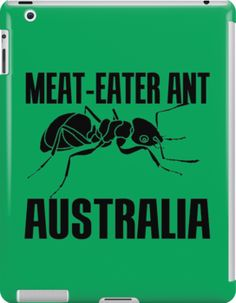 MEAT-EATER ANT by IMPACTEES