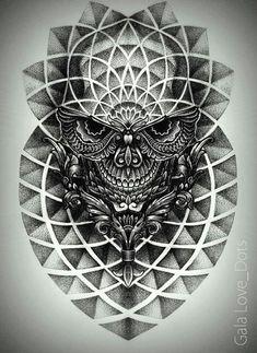 Tattoo Mandala Shoulder Man 70 Trendy Ideas You are in the right place . - Tattoo Mandala Shoulder Man 70 Trendy Ideas You are in the right place for geometric tattoo ribs He - Kunst Tattoos, Dot Tattoos, Head Tattoos, Dot Work Tattoo, Tatoo Art, Skull Tattoos, Sleeve Tattoos, Forearm Tattoos, Black Tattoos